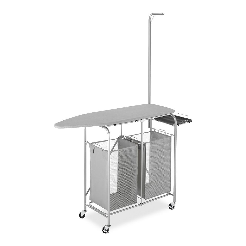 Whitmor Collapsible Ironing Center
