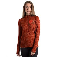 Women's 5th & Ocean by New Era Cleveland Browns Space-Dyed Pullover