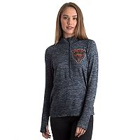 Women's 5th & Ocean by New Era Chicago Bears Space-Dyed Pullover