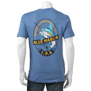 Men's Columbia Blue Marlin IPA Tee