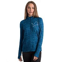 Women's 5th & Ocean by New Era Detroit Lions Space-Dyed Pullover