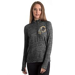 Women's 5th & Ocean by New Era Washington Redskins Space-Dyed Pullover