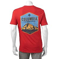 Men's Columbia Mountains Tee
