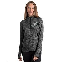 Women's 5th & Ocean by New Era Philadelphia Eagles Space-Dyed Pullover