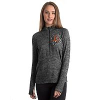 Women's 5th & Ocean by New Era Cincinnati Bengals Space-Dyed Pullover