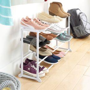 Whitmor Floor Shoe Stand