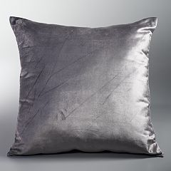Simply Vera Vera Wang Velvet Throw Pillow