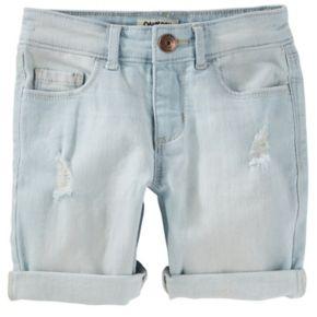 Girls 4-12 OshKosh B'gosh® Cuffed Denim Shorts