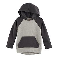 Toddler Boy Jumping Beans® Colorblock Fleece Hoodie