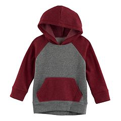 Toddler Boy Jumping Beans® Colorblock Fleece Hoodie