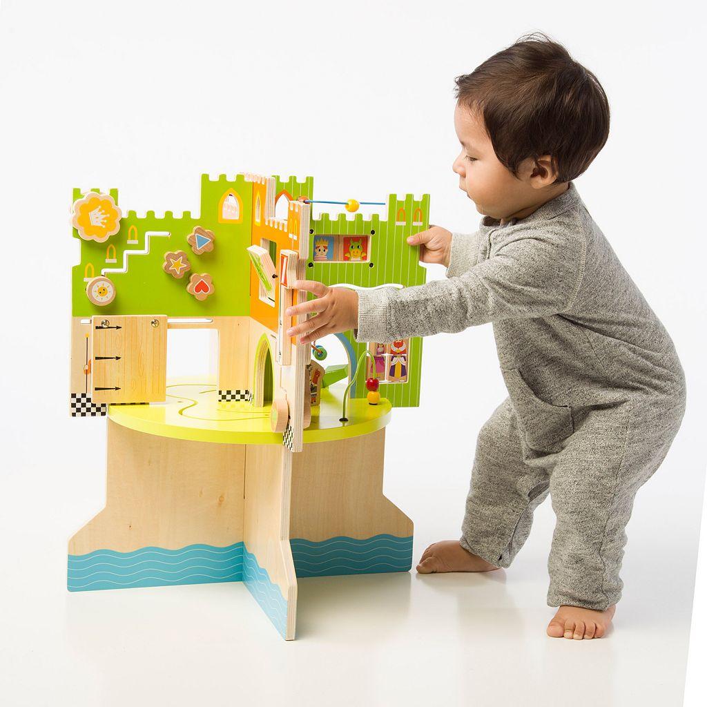 Manhattan Toy Storybook Castle Activity Center