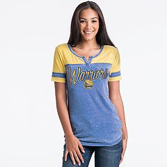 Women's Golden State Warriors Burnout Tee