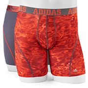 Men's adidas 2-pack climacool Micro Mesh Performance Boxer Briefs
