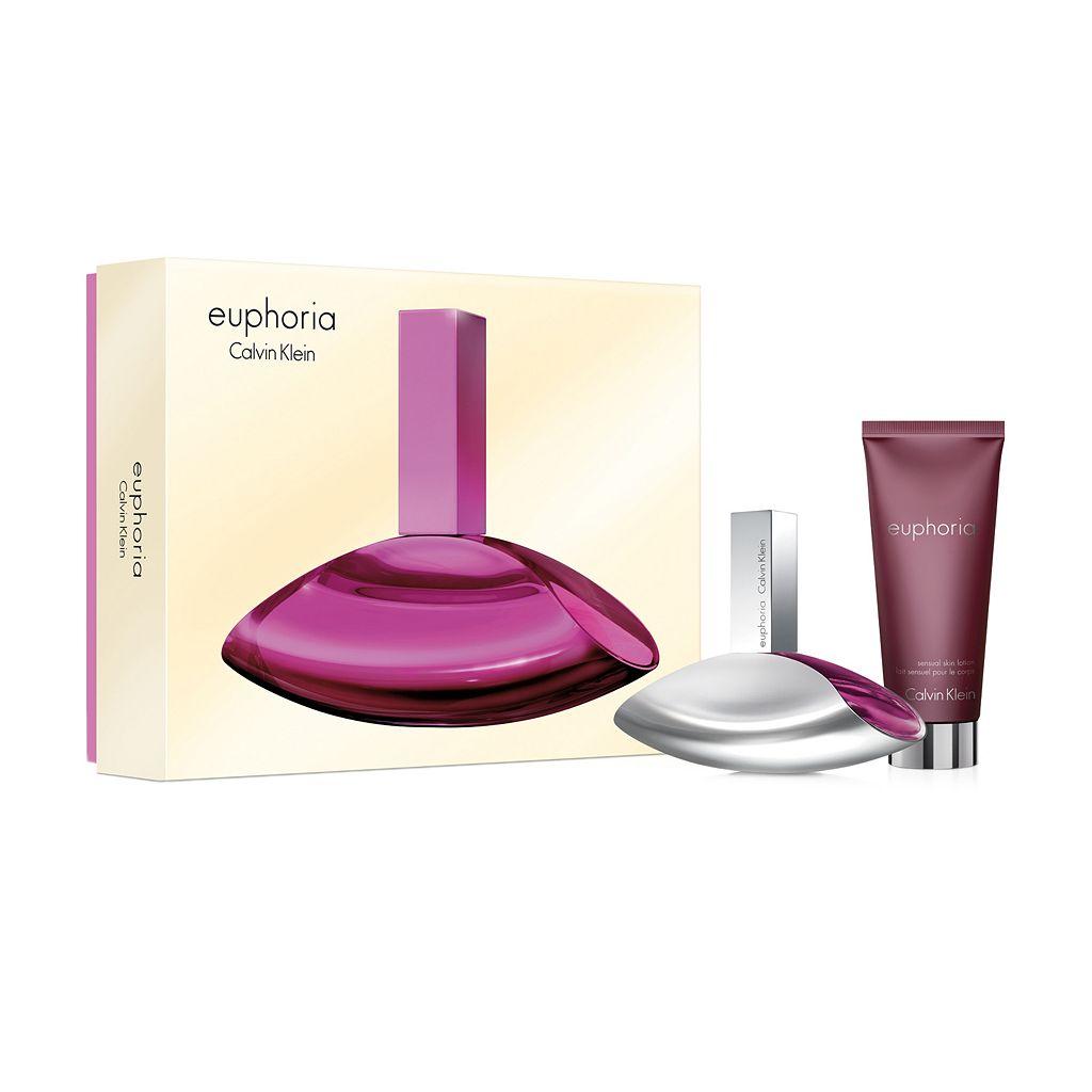 Calvin Klein Euphoria Women's Perfume Gift Set