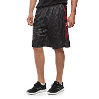 Big & Tall Tek Gear® DRY TEK Laser Cut Basketball Shorts