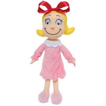 Dr. Seuss Cindy Lou Who Plush by Manhattan Toy