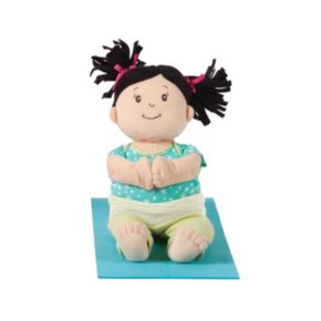 Manhattan Toy Baby Stella Yoga Baby Doll Outfit
