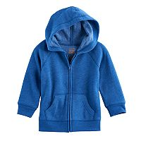 Baby Boy Jumping Beans® Softest Fleece Zip Hoodie