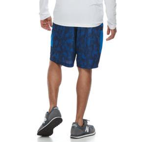 Men's Tek Gear® Printed Laser-Cut Basketball Shorts