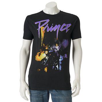 Men's Prince Purple Rain Tee