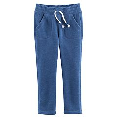 Toddler Boy Jumping Beans® Straight Leg Fleece Pants
