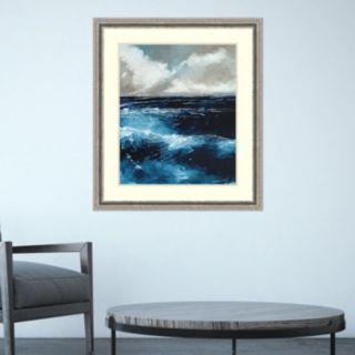 Amanti Art Rolling Sea Framed Wall Art