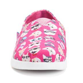 Skechers BOBS Plush Kitty Smarts Girls' Flats