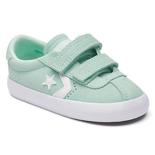 44cbe0ff07e31f Toddler Girls  Converse Breakpoint 2V Suede Sneakers