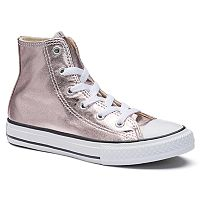Girls' Converse Chuck Taylor All Star Metallic High Top Sneakers