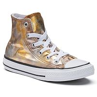 Girls' Converse Chuck Taylor All Star Metallic High Top Sneakers