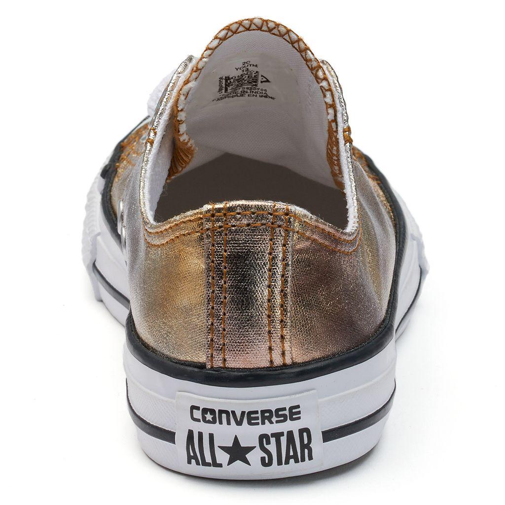 Girls' Converse Chuck Taylor All Star Metallic Sneakers