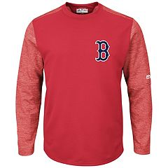 Men's Majestic Boston Red Sox Tech Fleece Tee