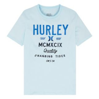 Boys 8-20 Hurley Changing Tides Tee