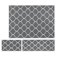 Maples 3-piece Daphne Trellis Rug Set