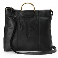 Mudd® Rubina Perforated Convertible Tote