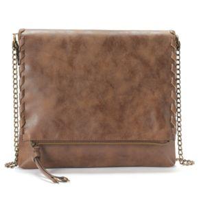Mudd® Alipia Whipstitch Flap Crossbody Bag