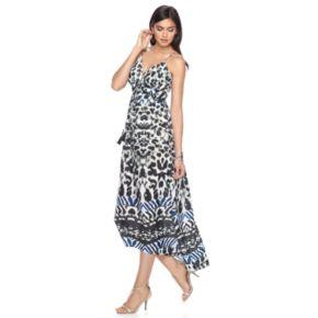 Women's Jennifer Lopez Print Cami Maxi Dress