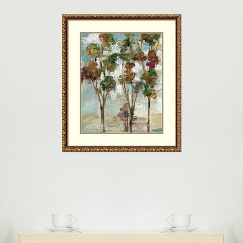 Amanti Art Serene Forest II Framed Wall Art