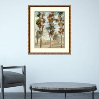 Amanti Art Serene Forest III Framed Wall Art