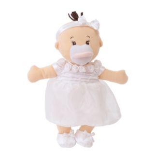 Manhattan Toy Wee Stella Doll It's My Party Dress Doll