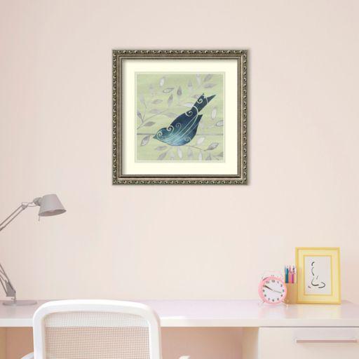 Amanti Art Serene Silhouette II Framed Wall Art