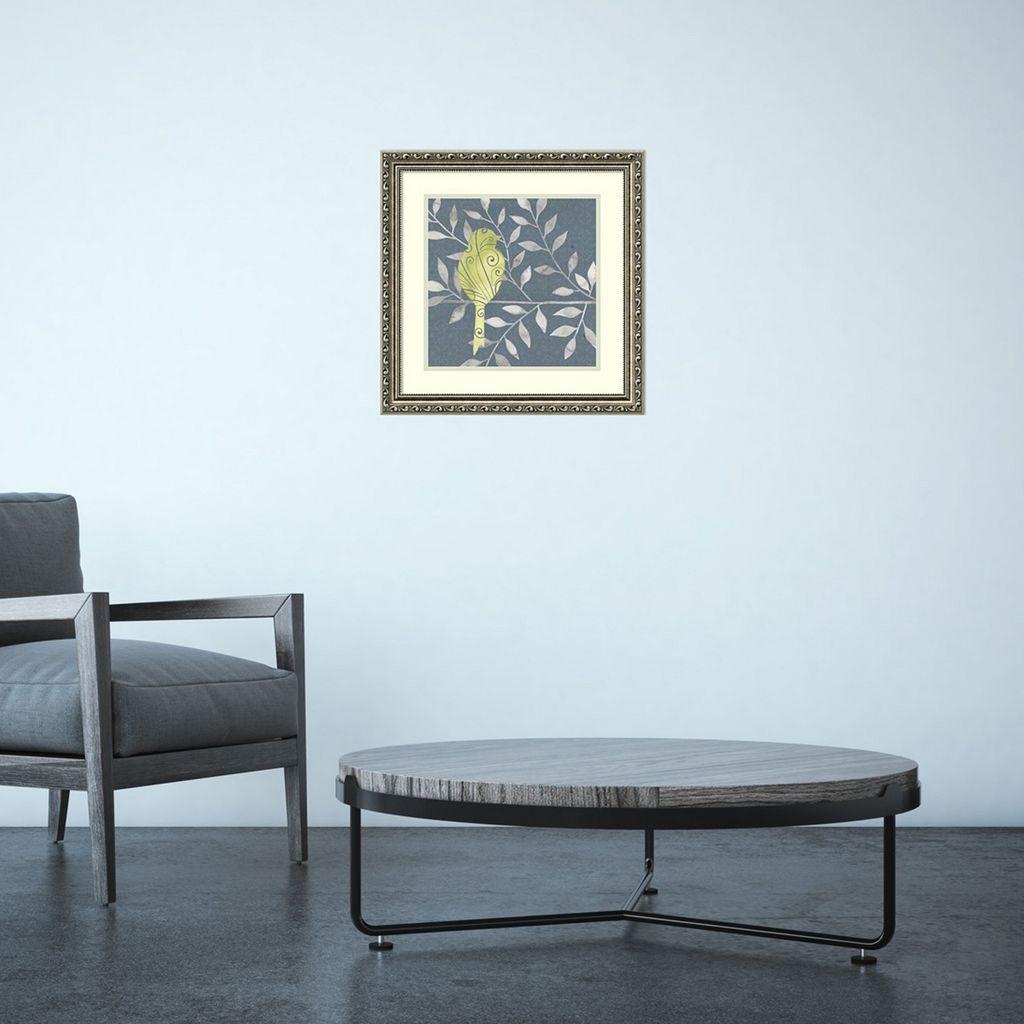 Amanti Art Serene Silhouette III Framed Wall Art