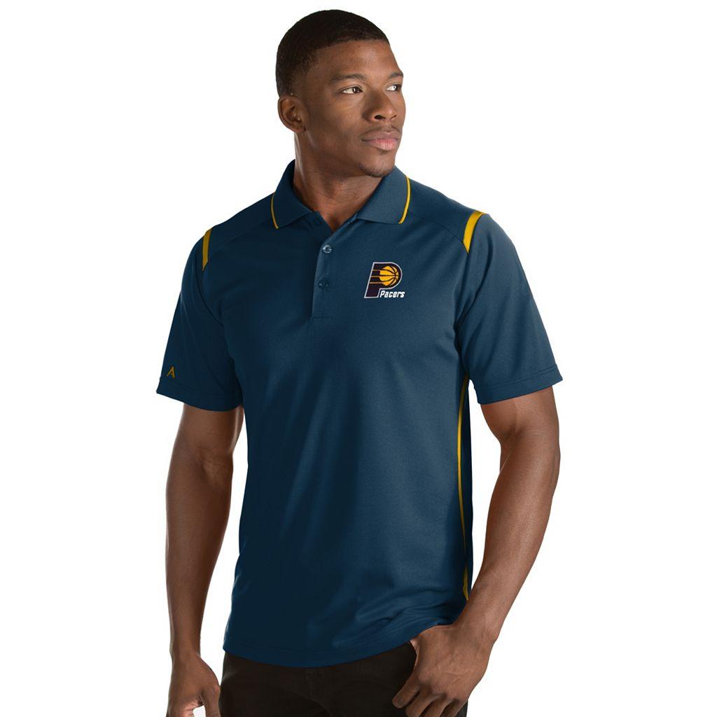 Men's Antigua Indiana Pacers Merit Polo