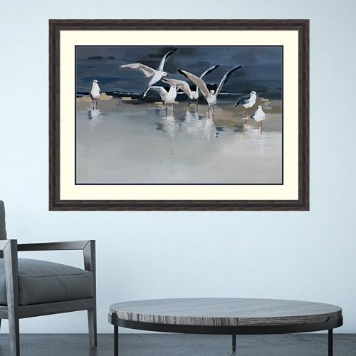 Amanti Art Serenity Framed Wall Art