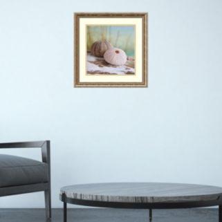 Amanti Art Shell & Driftwood III Framed Wall Art