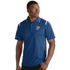 Men's Antigua Oklahoma City Thunder Merit Polo