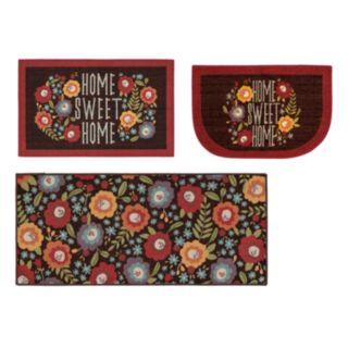 Mohawk® Home ''Home Sweet Home'' Garden Kitchen Rug
