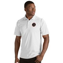 Men's Antigua Toronto Raptors Merit Polo