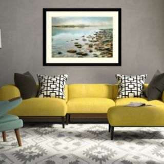 Amanti Art Stillness Framed Wall Art