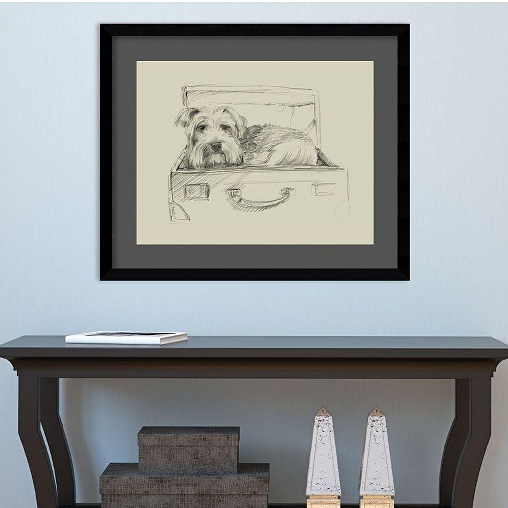 Amanti Art Stowaway I Framed Wall Art